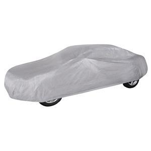 Car Covers, Car Tarpaulin All Weather Light Full Garage (Size XL) - Light Grey, Walser