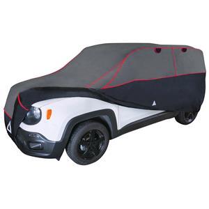 Car Covers, Hagelschutz Premium Hybrid Car Cover (Anthracite) - SuV Medium, Walser