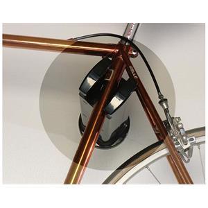 Bike Racks - Accessories, Peruzzo Wall mounted Bike Rack Black, Peruzzo