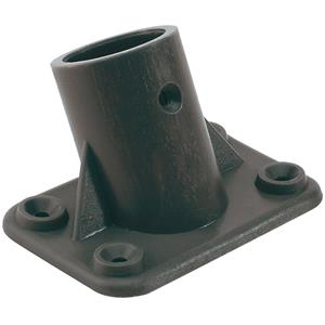 Handles, Stays and Brackets, Draper 43788 Plastic Bracket for 23mm Broom Heads, Draper