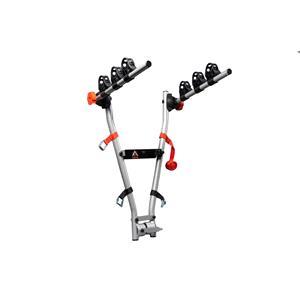 Bike Racks, Bike Carrier Jet 2 - Silver - 2 Bike Carrier, Aguri