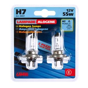 Bulbs - by Vehicle Model, Lampa H7 Headlight bulbs() for Ssangyong Musso (Commercial) 2004 - 2005, Lampa