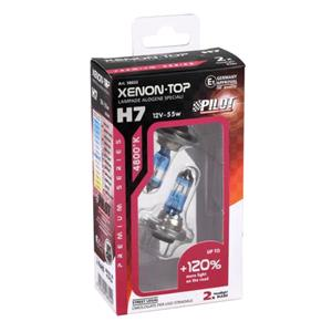 Bulbs - by Vehicle Model, Pilot H7 Xenon Top +10% Light bulbs()  for Ssangyong Musso (Commercial) 2004 - 2005, Pilot
