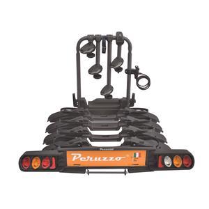 Bike Racks, Peruzzo Pure Instinct Towbar Mounted Bike Rack - 4 Bike Carrier, Peruzzo