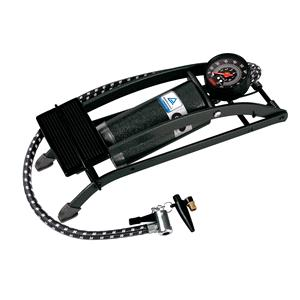 Wheel and Tyre Tools, High-quality foot pump - 1 cylinder, Lampa