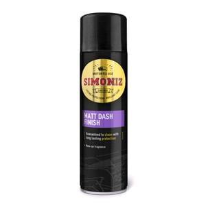 Dash, Rubber and Plastics, Simoniz Matt Dashboard Treatment - Leaves a New Car Fragrance, Simoniz