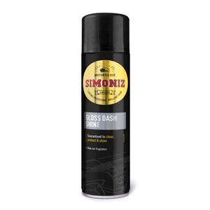 Dash, Rubber and Plastics, Simoniz Gloss Dashboard Treatment - Guaranteed long lasting protection and shine, Simoniz
