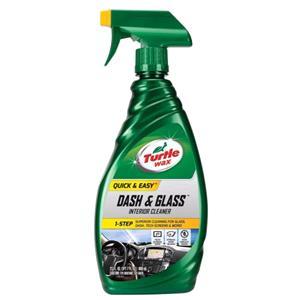 Dash, Rubber and Plastics, Turtle Wax Dash & Glass Cleaner, Turtle Wax