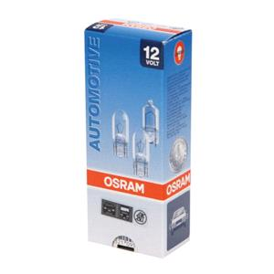 Bulbs - by Vehicle Model, Osram Original W5W 12V Bulb - Single for Ssangyong MUSSO SPORTS, 2004 Onwards, Osram