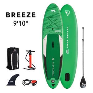 "All SUP Boards, Aqua Marina Breeze (2021) 9'10"" SUP Paddle Board, Aqua Marina"