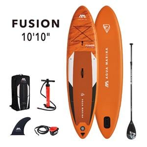 """All SUP Boards, Aqua Marina Fusion (2021) 10'10"""" SUP Paddle Board, Aqua Marina"""