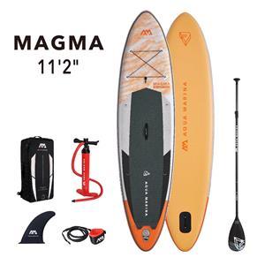 """All SUP Boards, Aqua Marina Magma (2021) 11'2"""" SUP Paddle Board, Aqua Marina"""