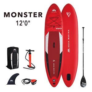 "All SUP Boards, Aqua Marina Monster (2021) 12'0"" SUP Paddle Board, Aqua Marina"