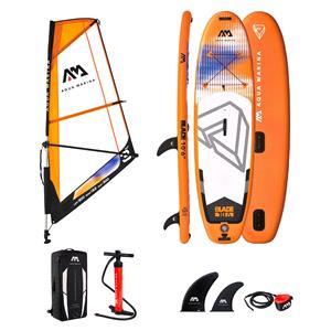 "All SUP Boards, Aqua Marina Blade (2020) 10'6"" Windsurf SUP - 3m² Sail Bundle, Aqua Marina"