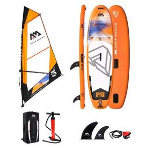 "All SUP Boards, Aqua Marina Blade (2020) 10'6"" Windsurf SUP - 5m² Sail Bundle, Aqua Marina"