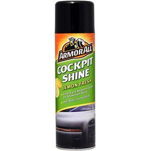 Dash, Rubber and Plastics, ArmorAll Cockpit Shine - Vanilla - 500ml, ARMORALL