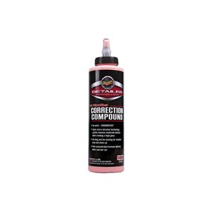 Paint Polish and Wax, Meguiars DA Microfiber Correction Compound Liquid - 473ml, Meguiars