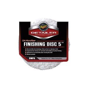 "Detailing, Meguiars DA Microfiber Finishing Disc - 5"" - 2 Pack, Meguiars"