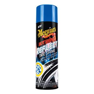Wheel and Tyre Care, Meguiars Hot Shine Reflective Tyre Shine, Meguiars