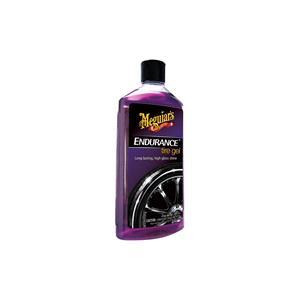 Wheel and Tyre Care, Meguiars Endurance Car Tyre Dressing Gel High Gloss Shine - 473ml, Meguiars