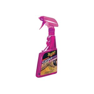Leather and Upholstery, Meguiars Carpet & Interior Cleaner - Removes Oil & Water Based Stains - 473ml, Meguiars