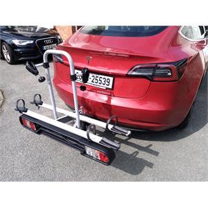 Bike Racks, Menabo Vivo 2 Towbar Mounted Bike Rack - 2 Bikes, Menabo