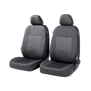 Seat Covers, Walser Ardwell Front Car Seat Covers - Black For Mercedes GL-CLASS 2012 Onwards, Walser