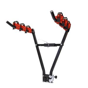 Bike Racks, 3 Bicycle Carrier - Towball Fitting, Streetwize