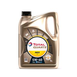 Engine Oils and Lubricants, TOTAL Quartz INEO C3 5W-40 ENGINE OIL 5 LITRE , Total