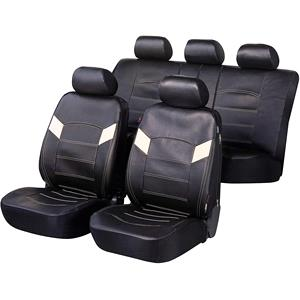 Seat Covers, Walser Essex Car Seat Cover Set - Black For Mercedes GL-CLASS 2012 Onwards, Walser