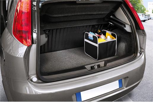 Interior Organisers, Shop & Store - Medium Foldable Shopping Basket & Boot Storage Box , Lampa