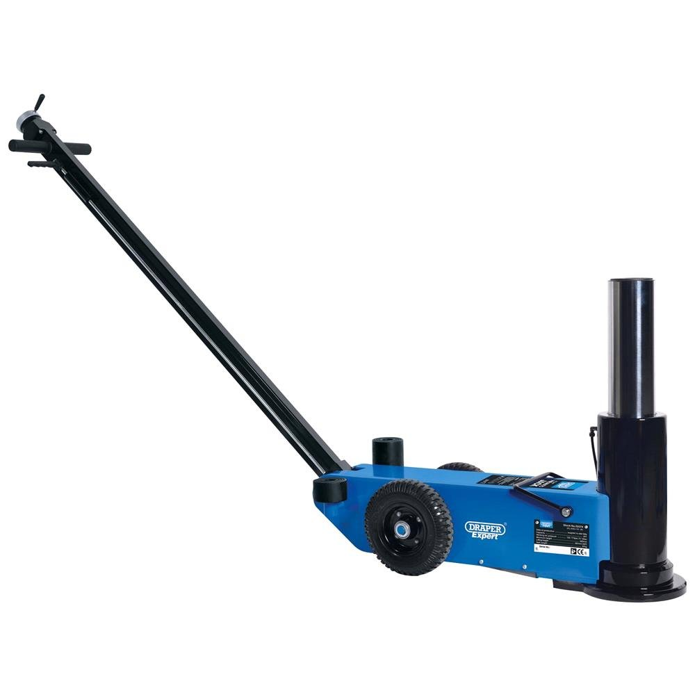 Draper 02078 Pneumatic High Lift Jack 30 Tonne
