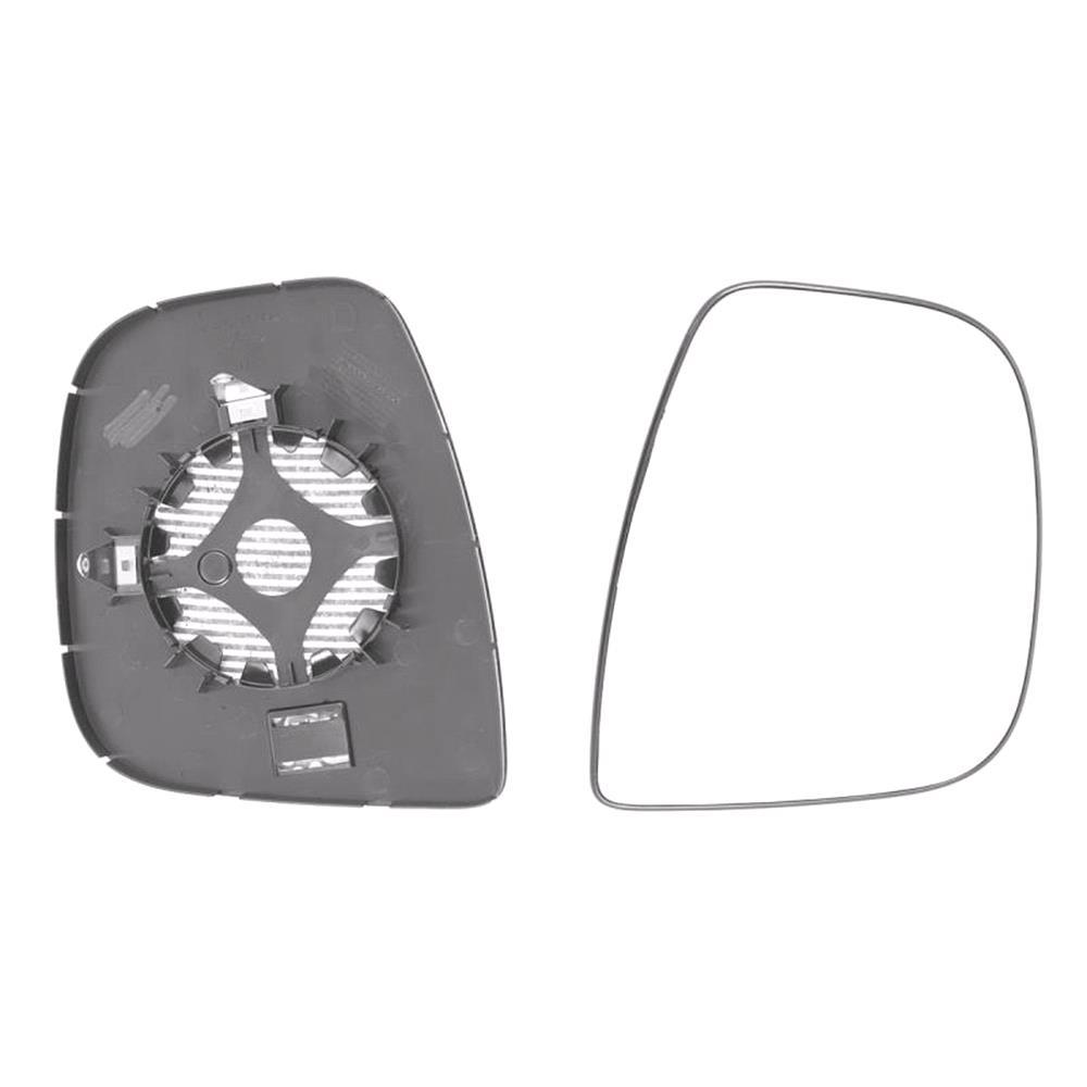 PLATE right or left PEUGEOT EXPERT DOOR WING MIRROR GLASS CONVEX