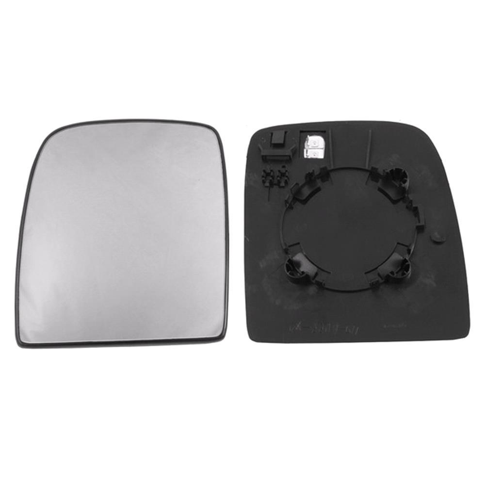 Heated For Peugeot EXPERT Flatbed 2007-2017 Left Passenger Side Mirror Glass