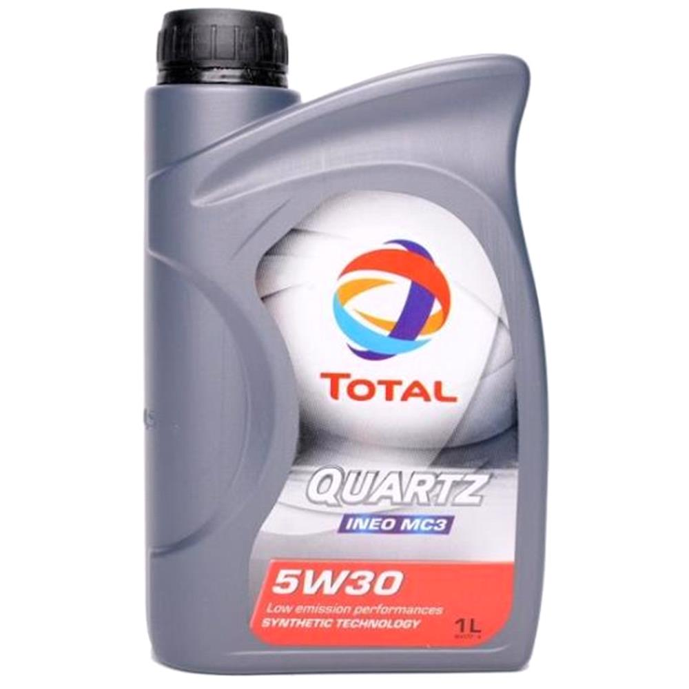 TOTAL Quartz INEO MC3 5w30 Fully Synthetic Engine Oil. 1 litre