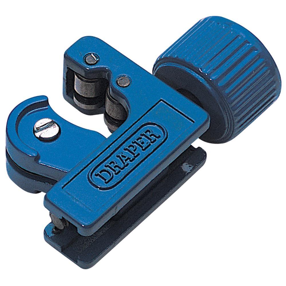 Draper 10579 3   22mm Capacity Mini Tubing Cutter