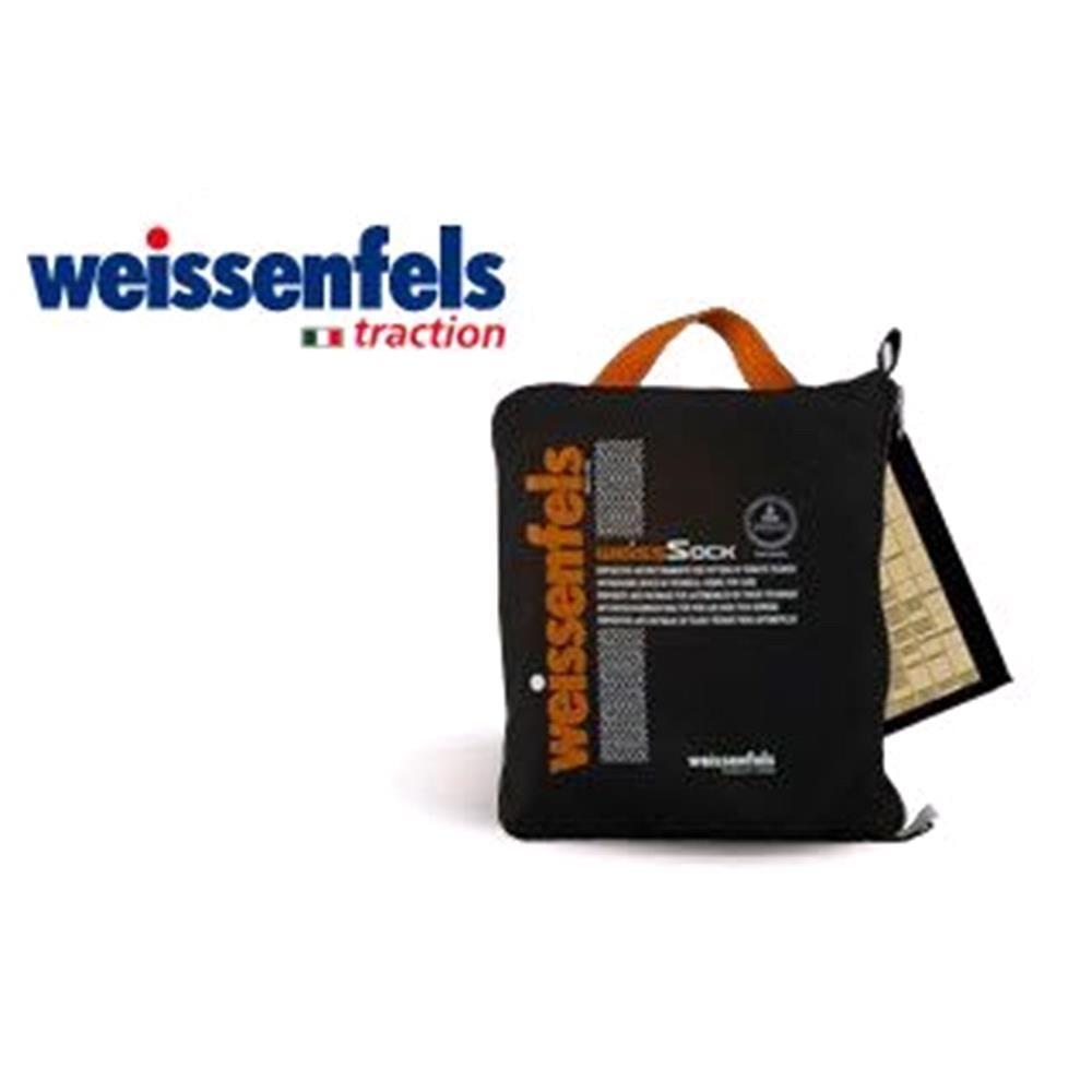 Weisssock Tyre Snow Socks - R19 Tyres, 235 Tyre Width, 35 Tyre Profile