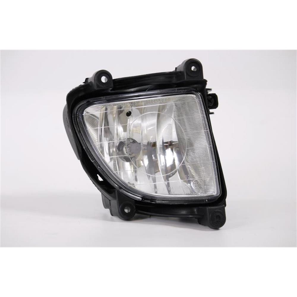 Lights For Kia Sportage Micksgarage 2005 Fuel Filter Right Front Fog Lamp On