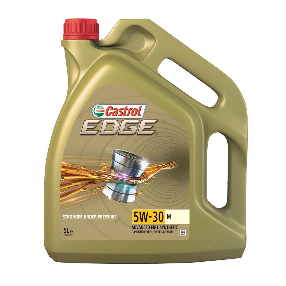 CASTROL EDGE 5W 30 Engine Oil M 5ltr *