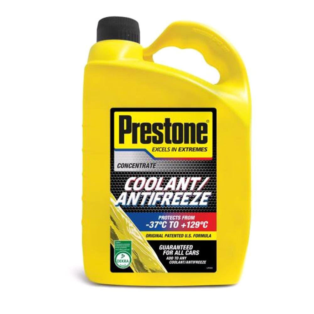 Prestone Antifreeze / Coolant Concentrate - 4 Litre