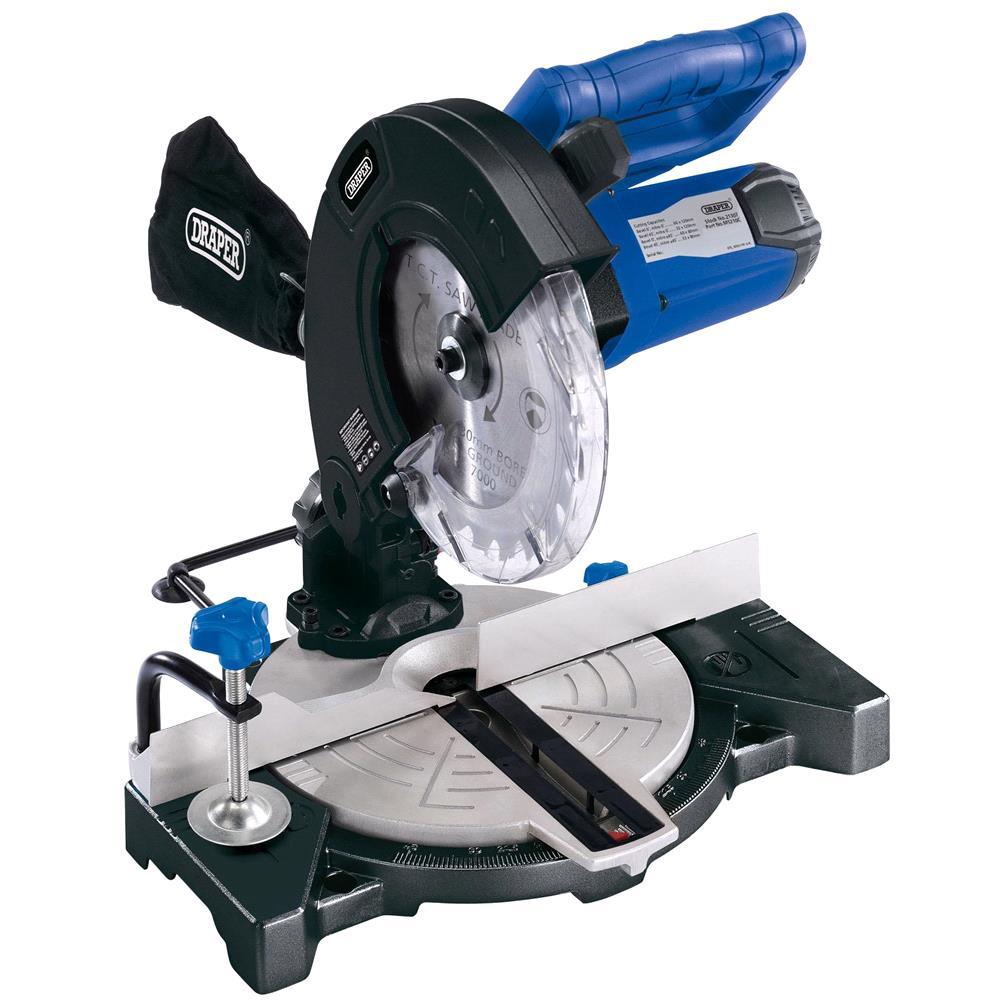 Draper 21307 210mm Mitre Saw (1100W)