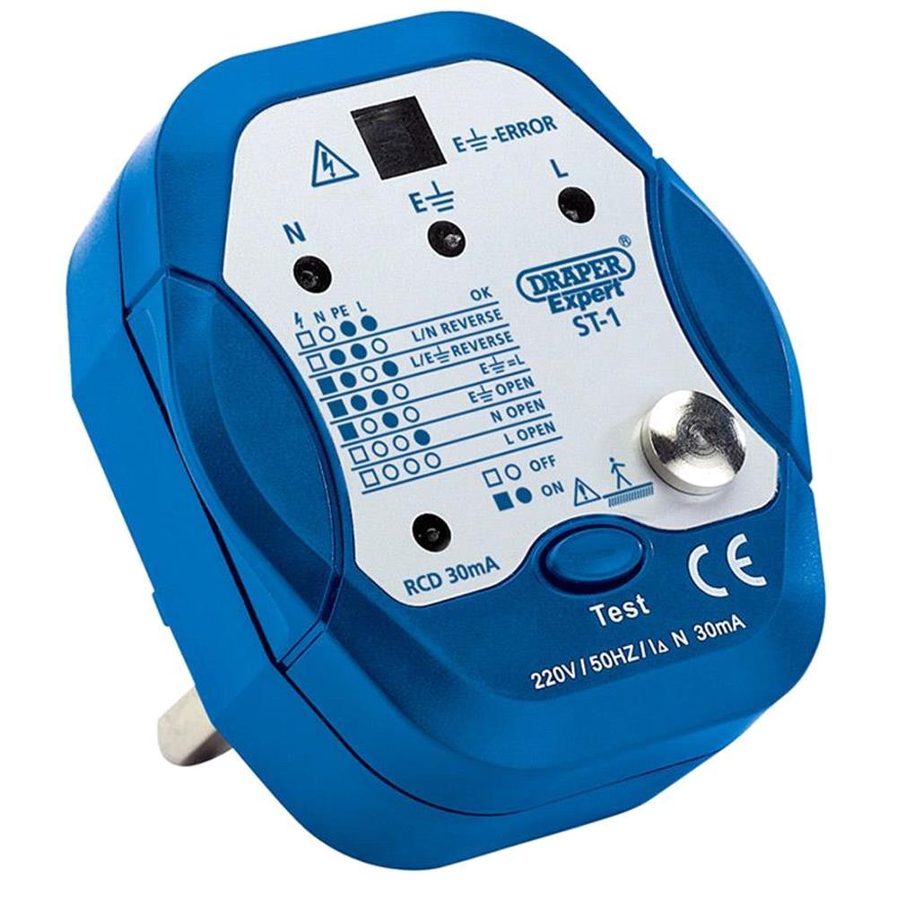 Draper Expert 22278 13A Socket Tester