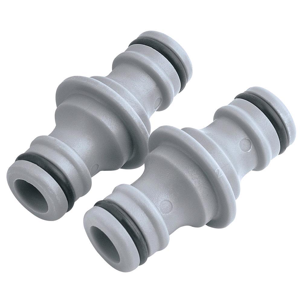 Draper 65370 1//2-Inch Flexible Soft Grip Hose Repair Connector