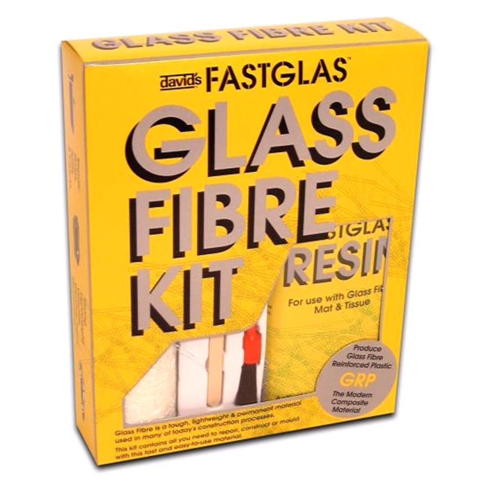 Glass Fibre Senior Kit