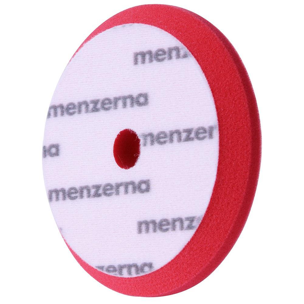 Menzerna Heavy Cut Foam Pad, Hard, Red