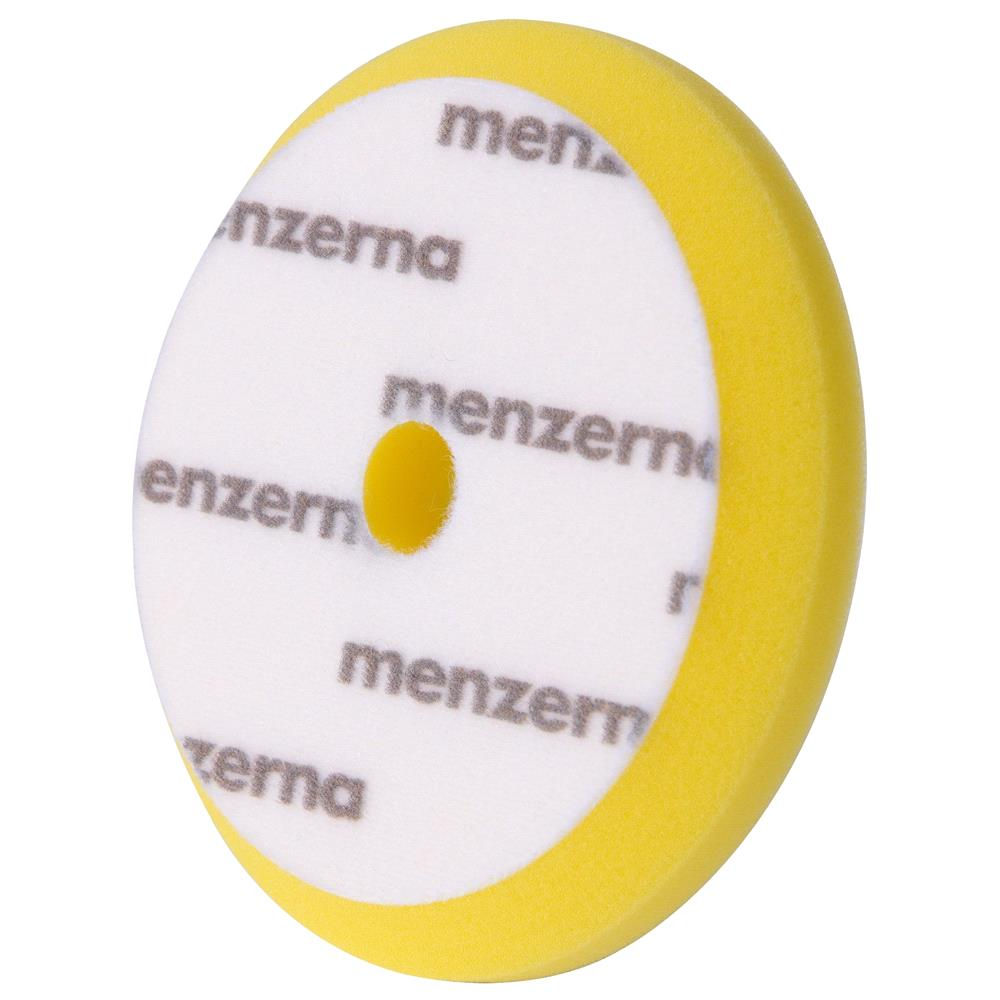 Menzerna Medium Cut Foam Pad, Yellow