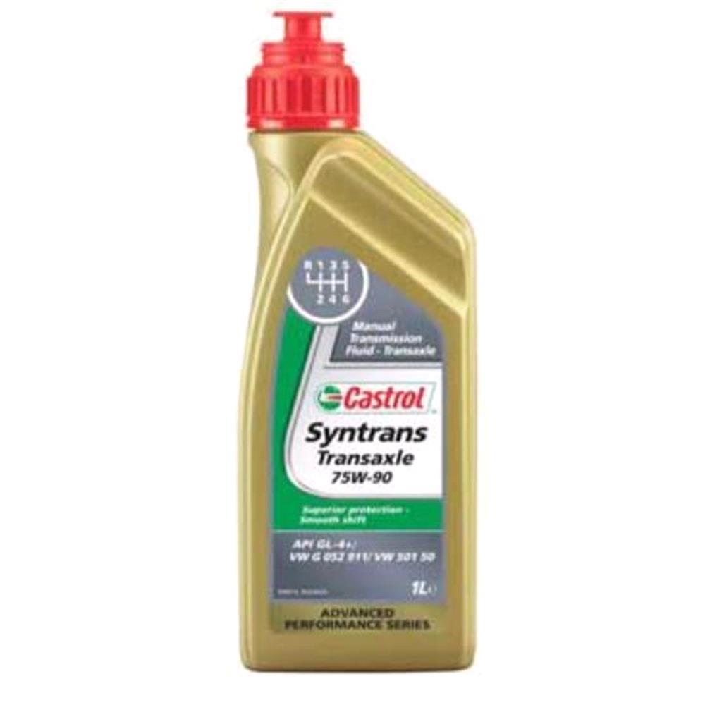 6118bf37666 Castrol Syntrans Transaxle 75w90 Gear Oil 1 Litre For | MicksGarage