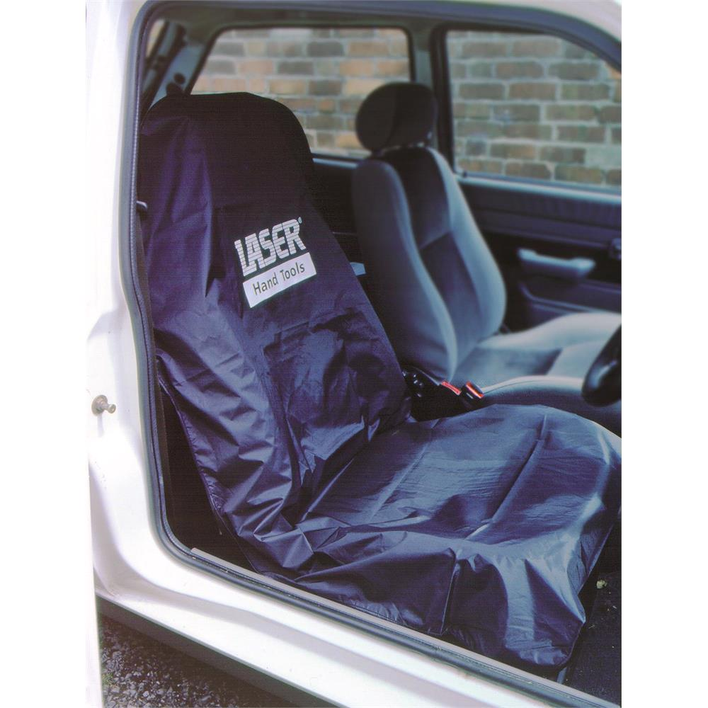 LASER 3007 Front Seat Protector Blue