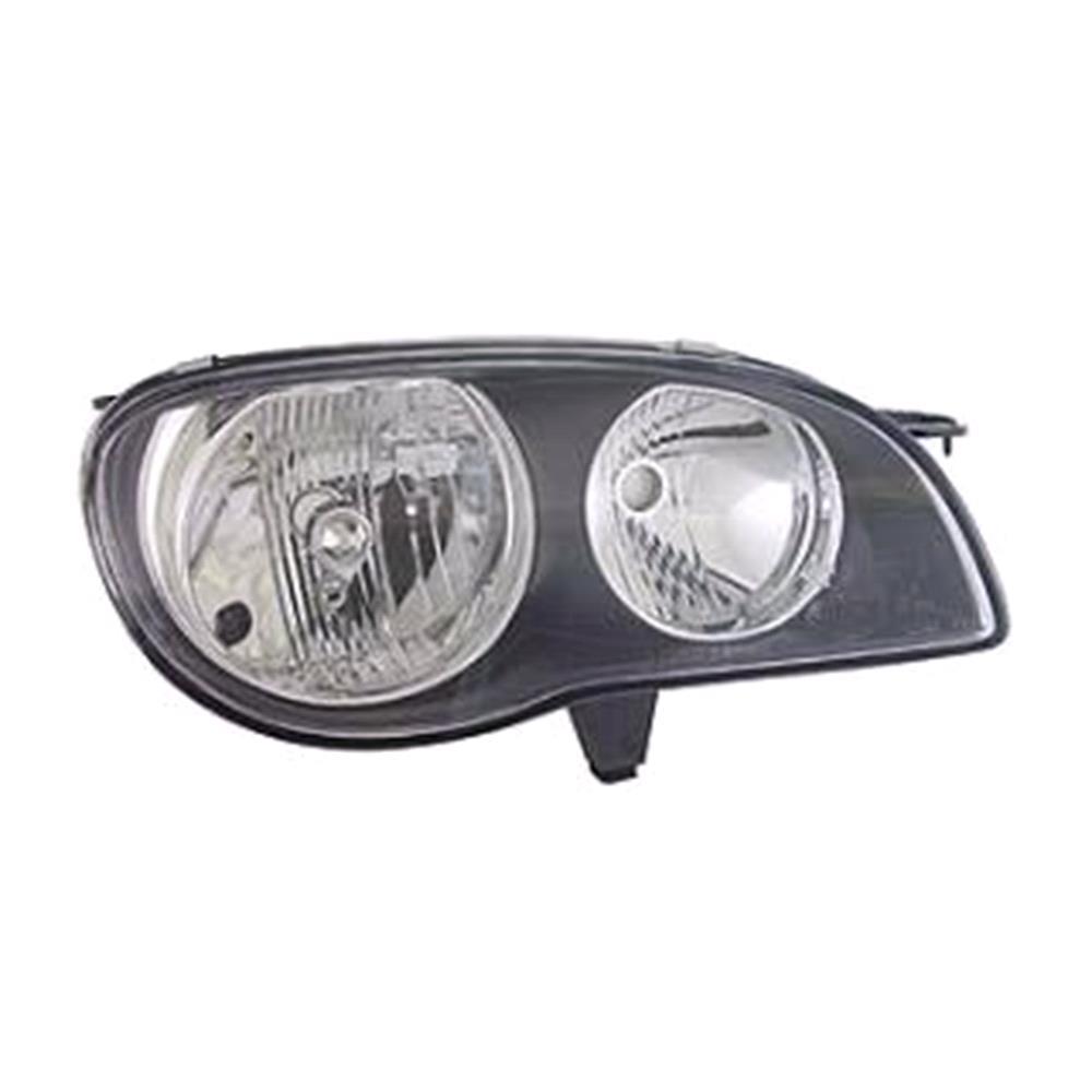 Right Headlamp For Toyota Corolla Liftback 2000 2002