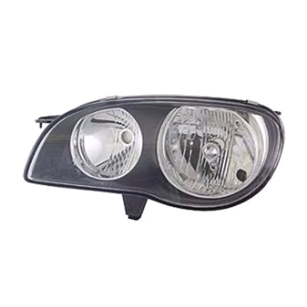 Left Headlamp For Toyota Corolla Compact 2000 2002
